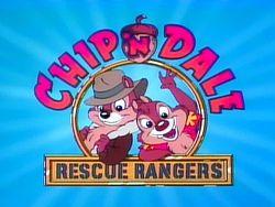 Chip ile Dale Kurtarma Ekibi