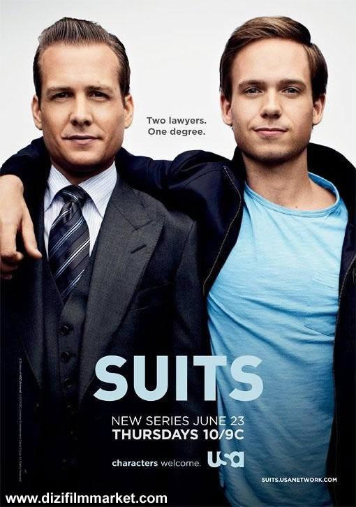 Suits (Tr Dublaj)