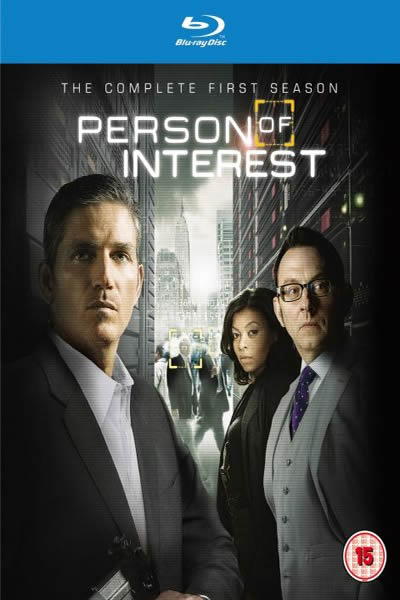 Person Of Interest (Bluray)