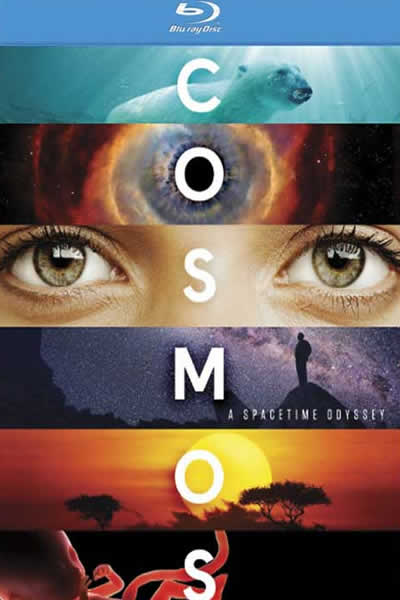 Cosmos: A SpaceTime Odyssey (Bluray)