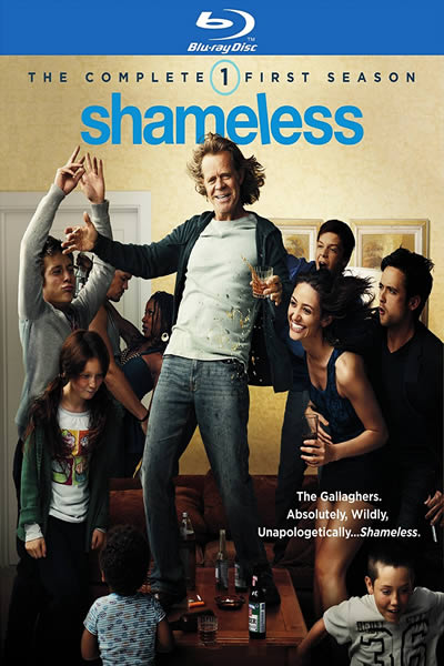 Shameless - US (Bluray)