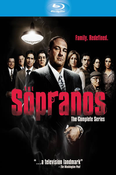 The Sopranos (Bluray)