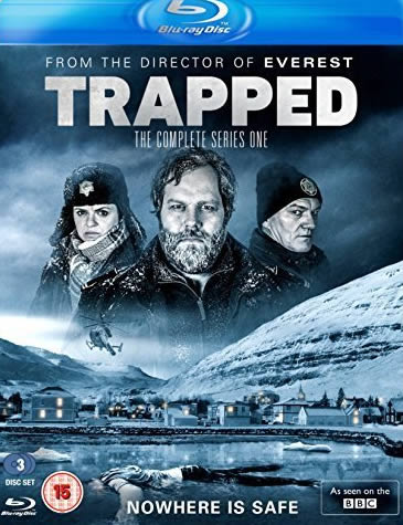 Trapped (Bluray)