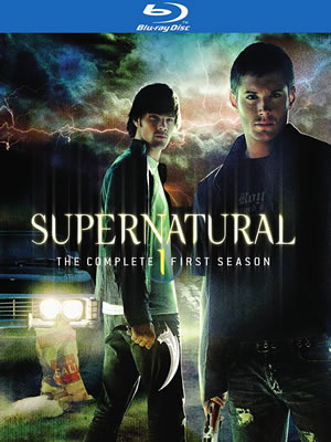 Supernatural (Bluray)