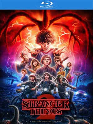 Stranger Things (Bluray)
