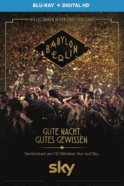 Babylon Berlin (Bluray)