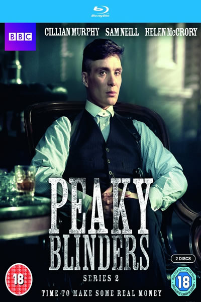 Peaky Blinders (Bluray)