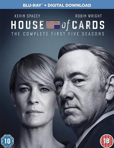 House of Cards (Bluray)