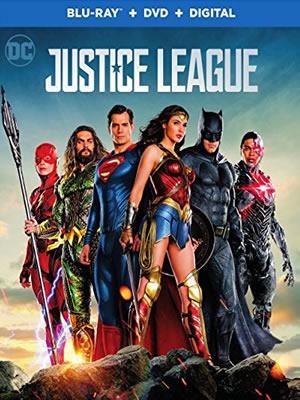 justice league adalet birligi bluray dvd seti