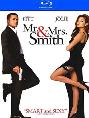 Mr. & Mrs. Smith - Bay ve Bayan Smith (Bluray)