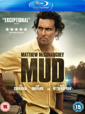 Mud - Kaçak (Bluray)