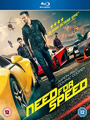 Need for Speed - Hız Tutkusu (Bluray)
