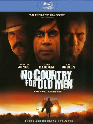 No Country For Old Men - İhtiyarlara Yer Yok (Bluray)