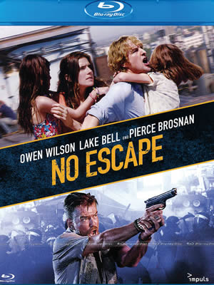 No Escape - Kaçış Yok (Bluray)