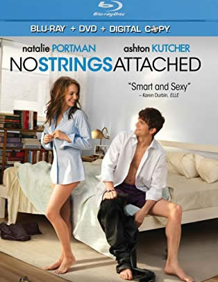 No Strings Attached - Bağlanmak Yok (Bluray)