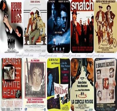 Soygun - Hırsızlık - Dolandırıcılık Filmleri