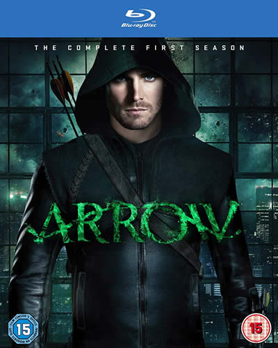 Arrow (Bluray)
