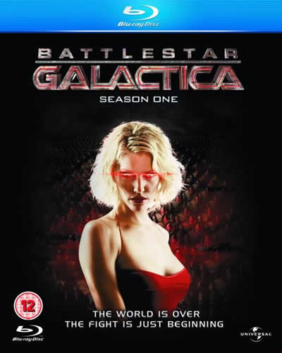 Battlestar Galactica (Bluray)