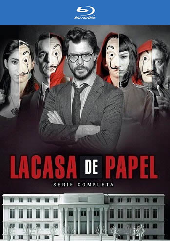 La casa de papel (Bluray)
