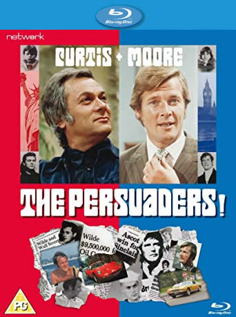 The Persuaders! (Bluray)