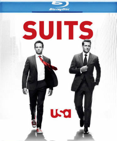 Suits (Bluray)