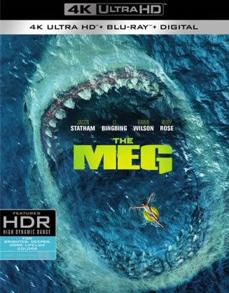 The Meg - Derinlerdeki Dehşet (4K)
