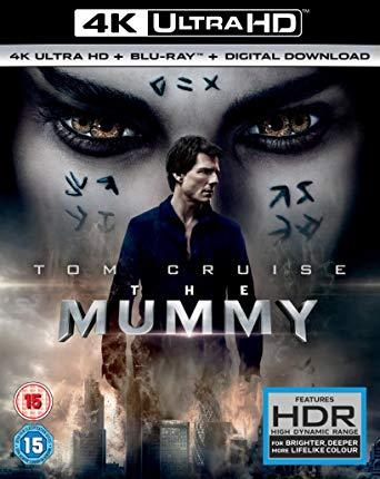 The Mummy - Mumya - 2017 (4K)
