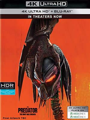 The Predator (4K)