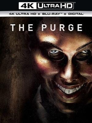 The Purge - Arınma Gecesi (4K)