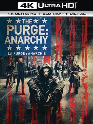 The Purge Anarchy - Arınma Gecesi Anarşi (4K)