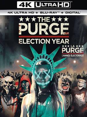 The Purge Election Year - Arınma Gecesi Seçim Yılı (4K)