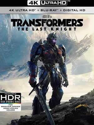 Transformers The Last Knight - Son Şövalye (4K)