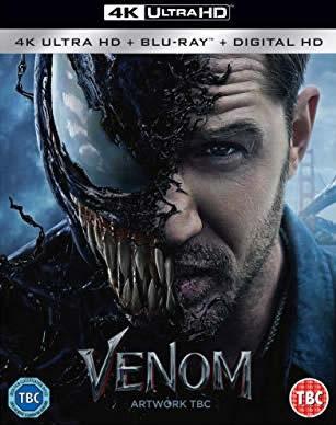 Venom - Zehirli Öfke (4K)