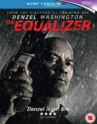 The Equalizer - Adalet Serisi (Bluray)