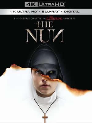 The Nun - Dehşetin Yüzü (4K)