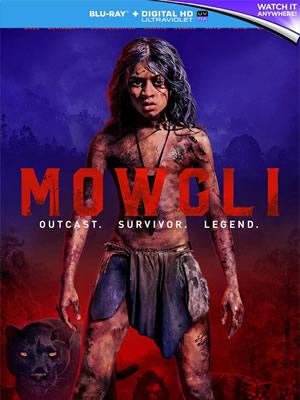 Mowgli - Orman Çocuğu (Bluray)