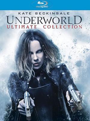 Underworld - Karanlıklar Ülkesi Serisi (Bluray)