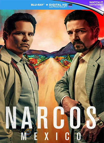 Narcos Mexico (Bluray)
