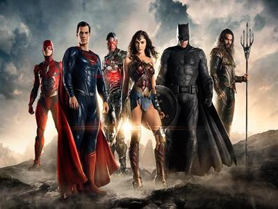Süper Kahraman - Çizgi Roman Filmleri