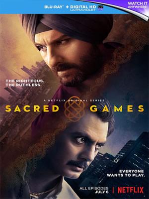 Sacred Games (Bluray)