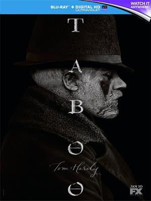 Taboo (Bluray)