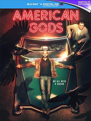 American Gods (Bluray)