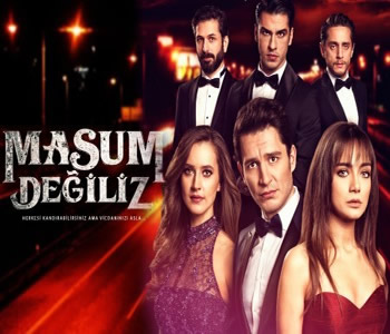 Masum Değiliz - 2018 (Full)