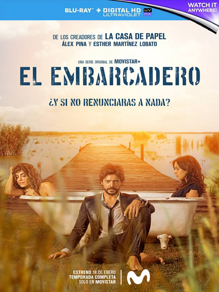 El embarcadero - The Pier (Bluray)