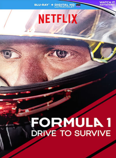 Formula 1 Drive To Survive (Bluray - Dual)