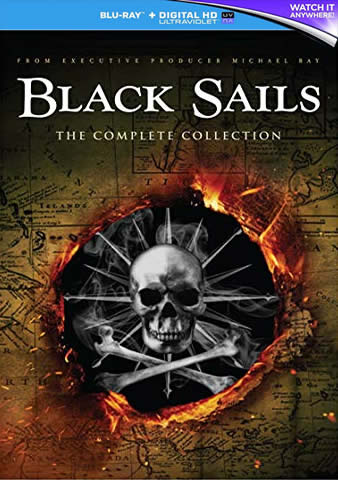 Black Sails (Bluray - Dual)