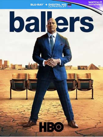 Ballers (Bluray - Dual)