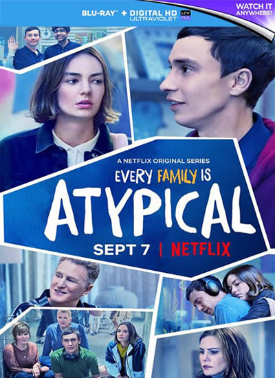 Atypical (Bluray - Dual)