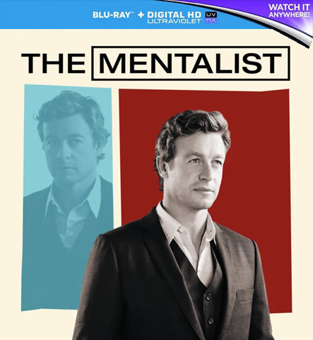 The Mentalist (Bluray)