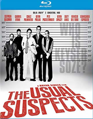 The Usual Suspects - Olağan Şüpheliler (Bluray)